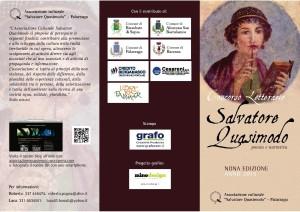 concorso letterario Associazione Quasimodo 2015
