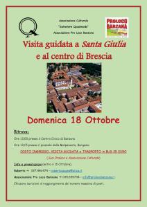 visita Santa Giulia 18-10-15