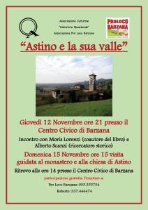 ASTINO e la sua valle 12-11-15
